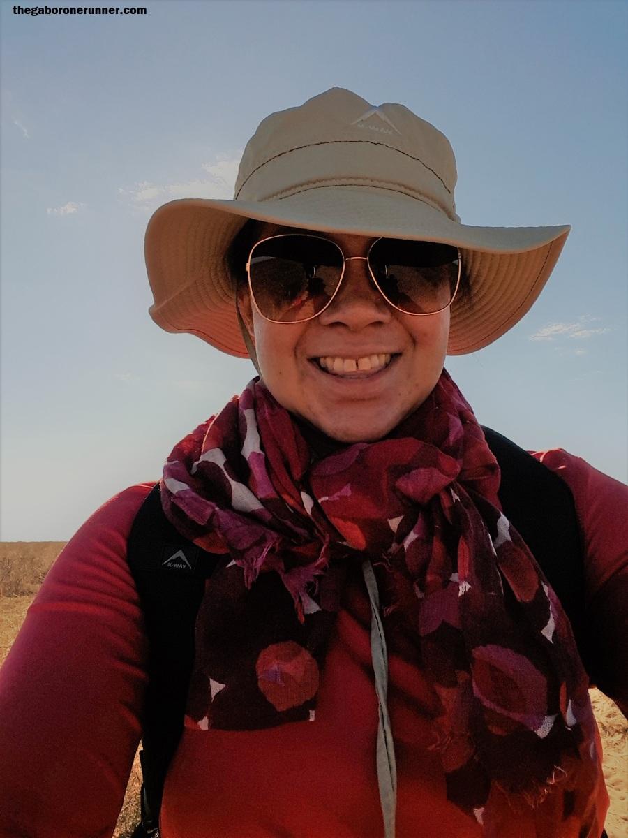 Jwaneng Desert-Bush Walk 30k, Race Recap (#8/17)